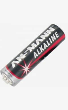 Batterier LR06 Batteri