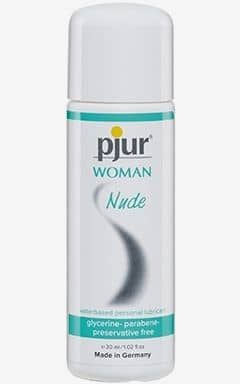 Glidecreme Pjur Woman Nude