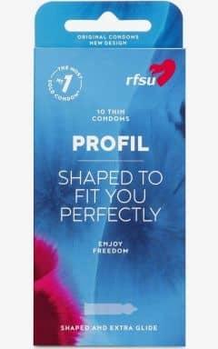 Bedre sex RFSU Kondom Profil
