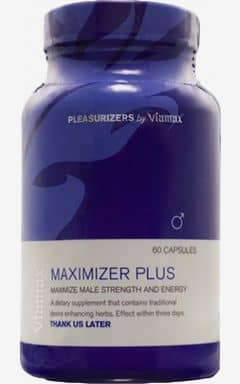 Maximizer Plus 60 kapsler