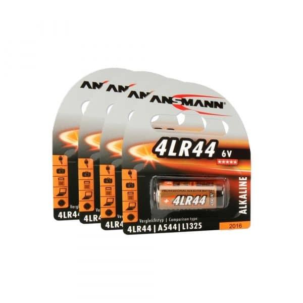 Batteripaket 4 x LR44
