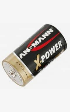 Batterier Batteri LR14 - C