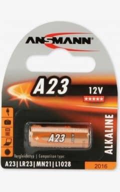 Batterier Batteri A23 12V (Ansmann)