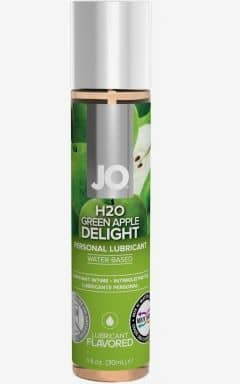 Bedre sex JO H2O Green Apple - 30 ml