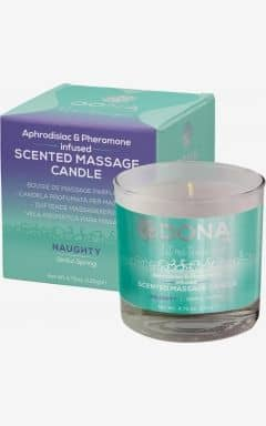 Bedre sex Dona scented massage candle - Naughty