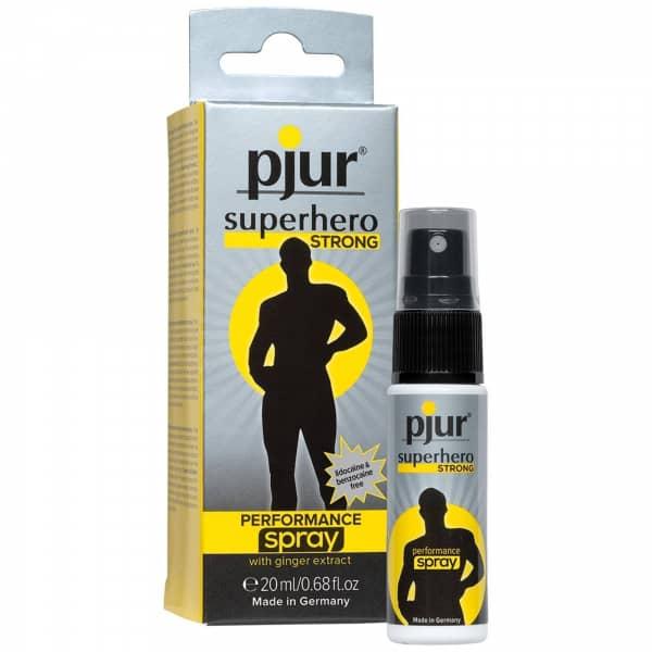Pjur Superhero Strong - 20 ml