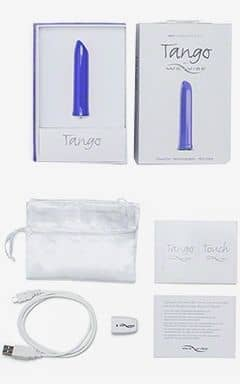 Klitorisvibrator We-Vibe Tango Blue