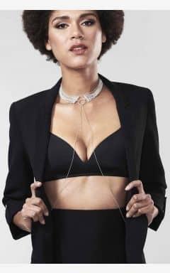 BDSM Magnifique Collar - Sølv
