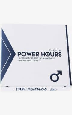 Mærker Power Hours - 2-pack