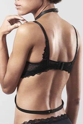 Rollespil Bijoux Indiscrets Maze I Harnesss Black