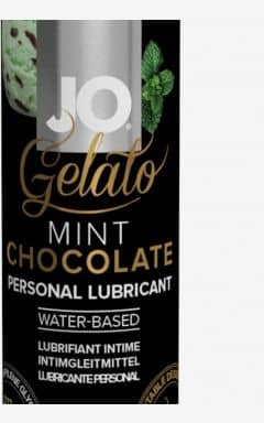 Glidecreme JO Gelato Mint Chocolate Lubricant - 30 ml