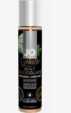 Oralsex JO Gelato Mint Chocolate Lubricant - 30 ml