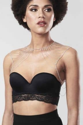 Bijoux Indiscrets Magnifique Shoulder Jewelry