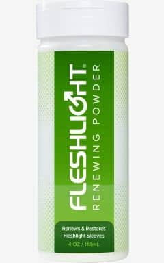 Rengøring Fleshlight Renewing Powder
