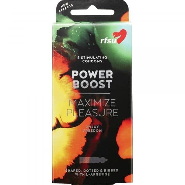 RFSU Power Boost 8-pack