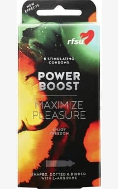 Black Friday Week  RFSU Power Boost 8-pack