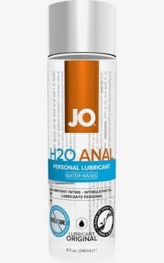 Glidecreme JO Anal H2O - 240 ml