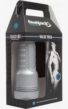 Med en pornstar Fleshjack Value Pack