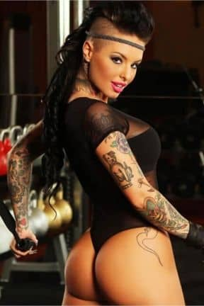 Christy Mack Booty