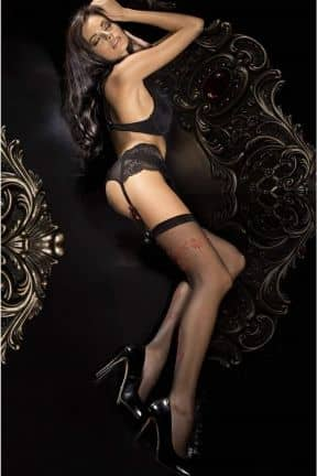 Stayups & strømpebukser Studio Collants Mariah Hold Ups