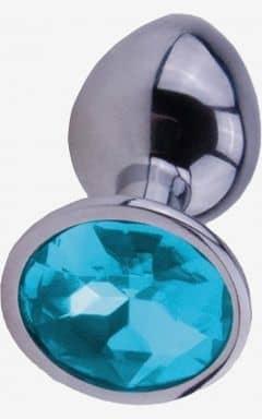Buttplug og analt sexlegetøj RelaXxxx - Silver Starter Butt Plug