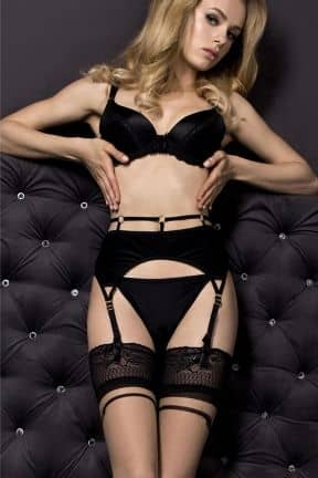 Sexet undertøj Studio Collants Lorena Garter Belt