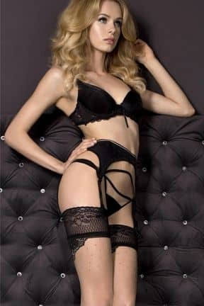 Lingeri Studio Collants Emma Garter Belt