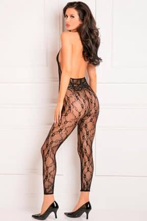 Lacy Movie Bodystocking OS