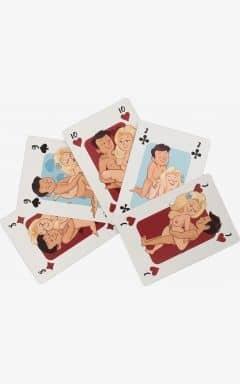 Sexspil Card Game Kama Sutra Cartoons