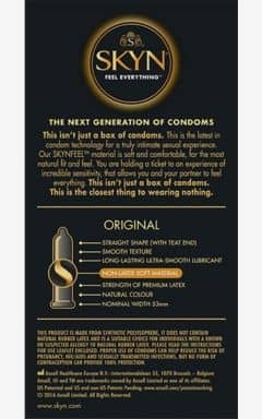 Kondomer Skyn Condoms Original 10-pack