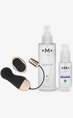 Til par Mshop Galaxy & Care kit
