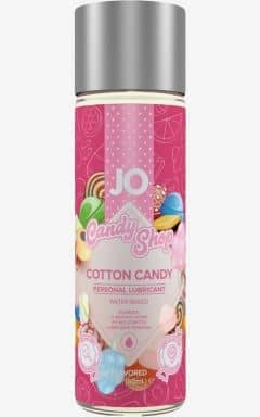 Glidecreme JO H2O Cotton Candy
