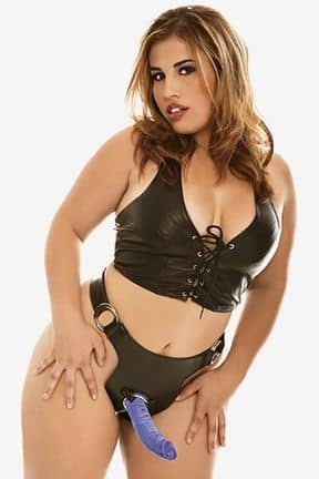 Strap on Plus Size