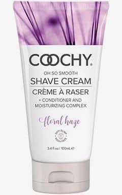 Intim hygiejne Coochy Shave Cream Floral Haze 100 ml