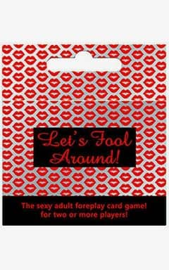 Nyheder Kheper Games Lets Fool Around Card Game