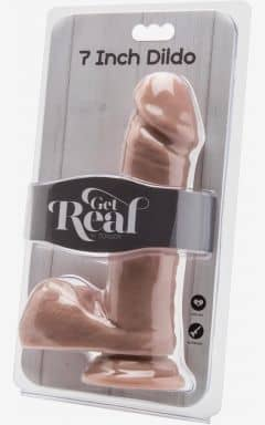 Dildo Get Real 7 Inch