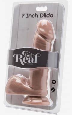 Black Friday Week Sexlegetøj til kvinder Get Real 7 Inch