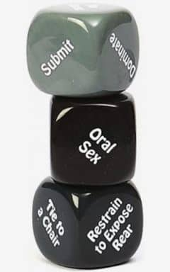 Sex spil Kinky Nights Dare Dice - Game