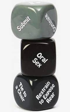 Sexspil Kinky Nights Dare Dice - Game