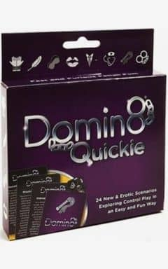 Sex spil Domin8 Quickie Card Game