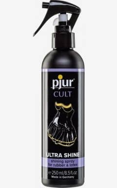 Intim hygiejne Pjur Cult Ultra Shine 250 ml