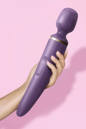 Magic Wand Satisfyer Wand-er Woman Purple/Gold