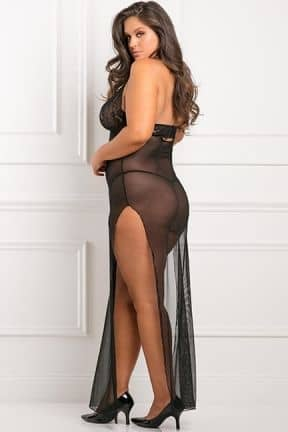 Sexet lingeri - Sæt All Out There 2pc Gown Set