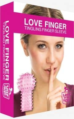 Finger vibrator Love In The Pocket - Love Finger