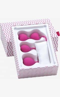 Sporty Lovelife By Ohmibod - Flex Kegels 3 Pcs