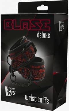 Bondage Blaze Deluxe Wrist Cuffs