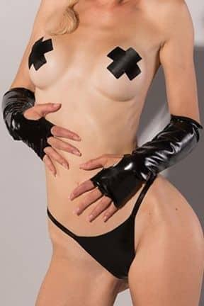 Rollespil & Masker GP Datex Long Gloves XL
