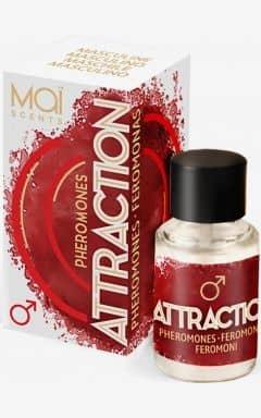Øget Sexlyst & Forlængende Mai Masculine Phermones 7 ml
