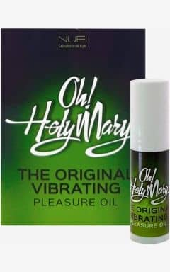 Øget Sexlyst OH! Holy Mary The Original Pleasure Oil