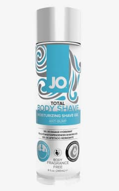 Intim hygiejne System JO Total Body Shaving Gel
